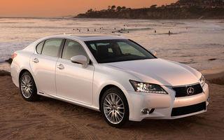 JD Power: Lexus este cel mai apreciat brand după cumpărare în SUA