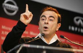 Carlos Ghosn, CEO-ul Nissan, este cel mai bine plătit director din Japonia