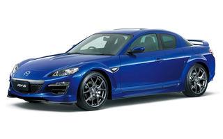 Mazda RX-8 cu motor rotativ a ieşit din producţie