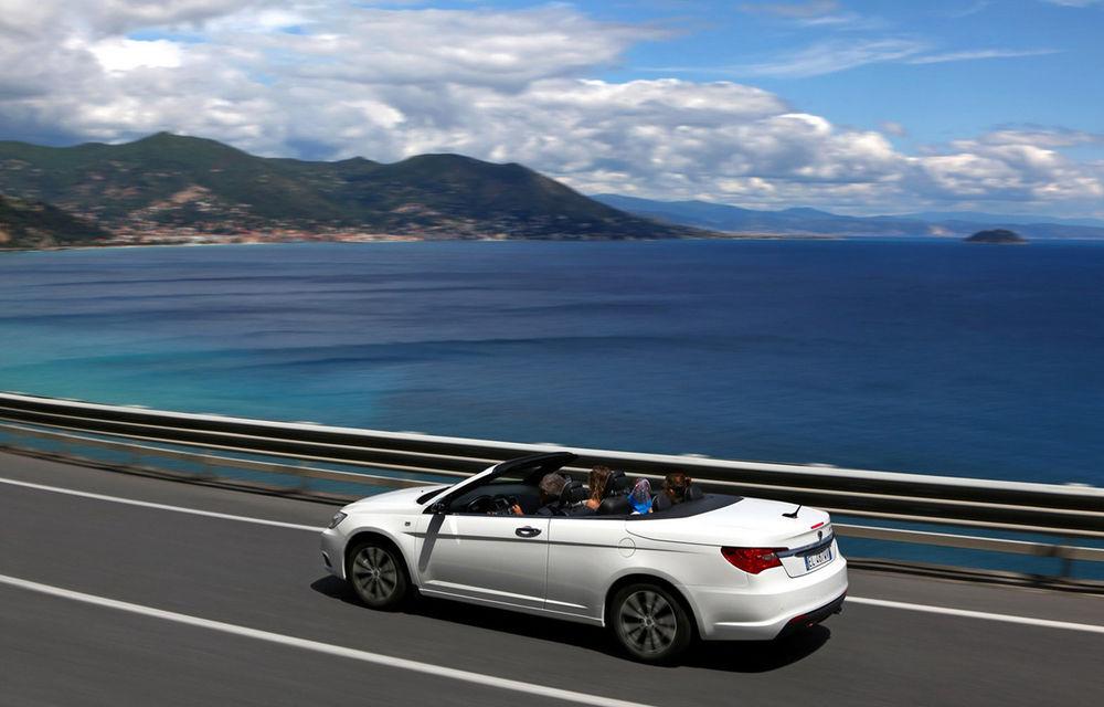 Lancia Flavia Cabrio - un set nou de fotografii - Poza 4
