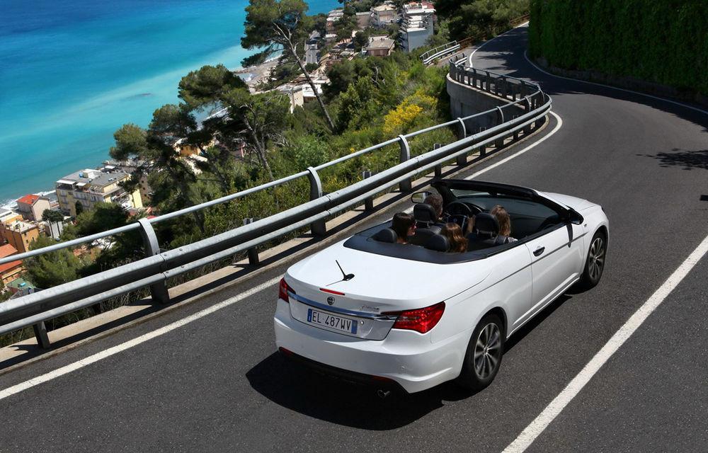 Lancia Flavia Cabrio - un set nou de fotografii - Poza 5