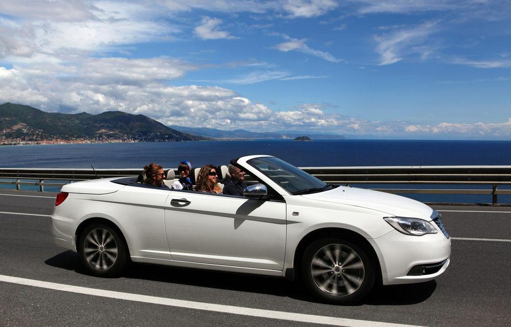 Lancia Flavia Cabrio - un set nou de fotografii - Poza 15