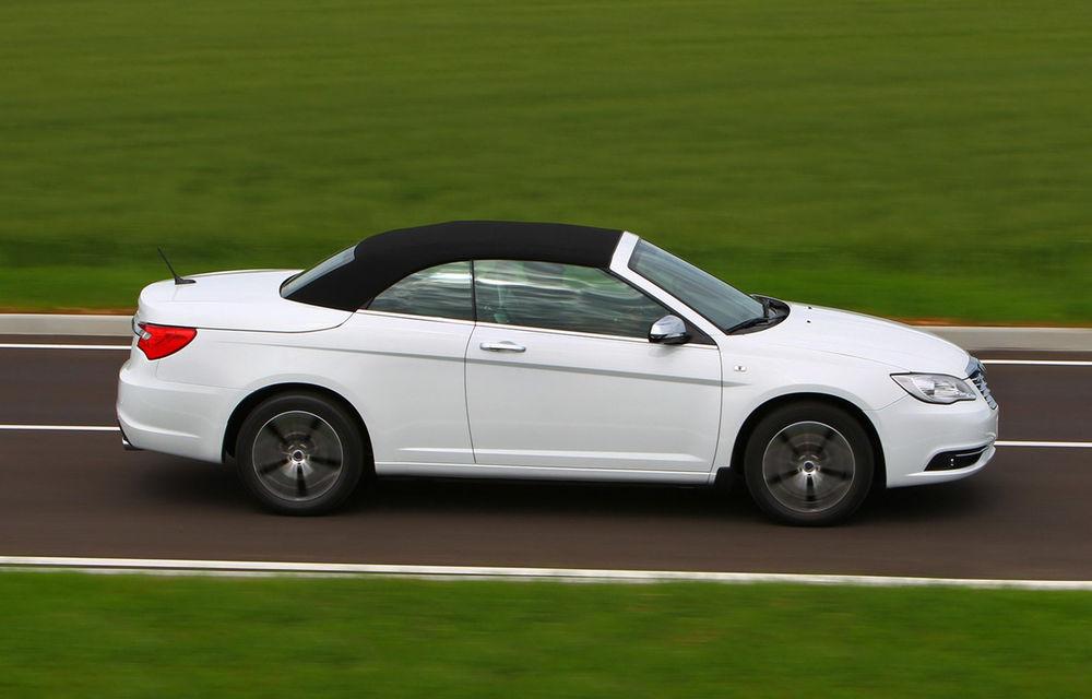Lancia Flavia Cabrio - un set nou de fotografii - Poza 31
