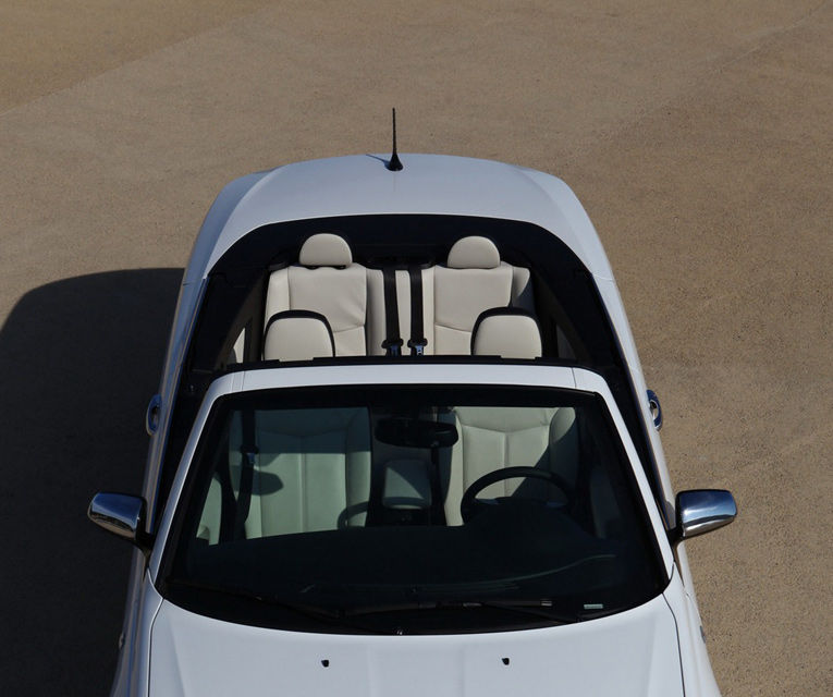 Lancia Flavia Cabrio - un set nou de fotografii - Poza 61