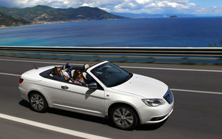 Lancia Flavia Cabrio - un set nou de fotografii