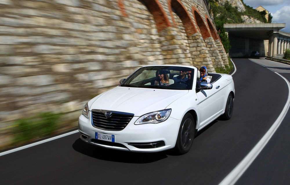 Lancia Flavia Cabrio - un set nou de fotografii - Poza 20
