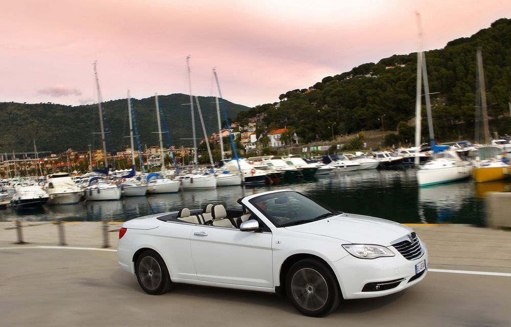 Lancia Flavia Cabrio - un set nou de fotografii - Poza 11