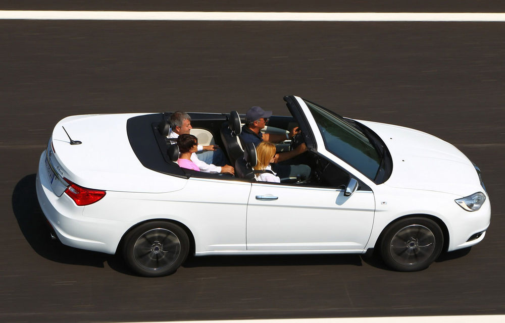 Lancia Flavia Cabrio - un set nou de fotografii - Poza 29