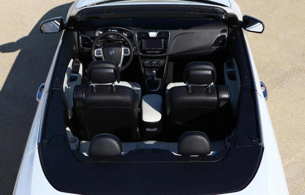 Lancia Flavia Cabrio - un set nou de fotografii - Poza 47