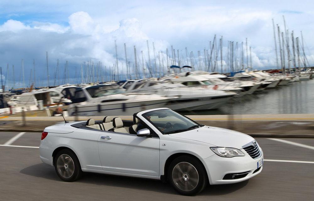 Lancia Flavia Cabrio - un set nou de fotografii - Poza 6