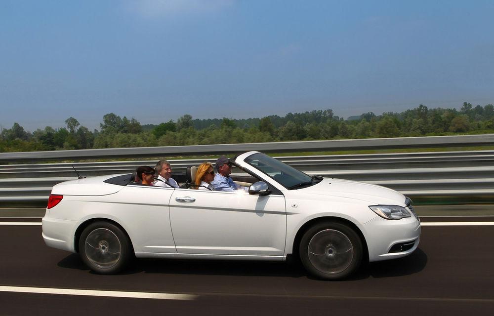 Lancia Flavia Cabrio - un set nou de fotografii - Poza 25