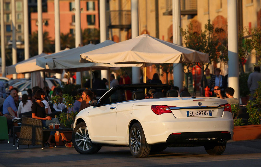 Lancia Flavia Cabrio - un set nou de fotografii - Poza 13