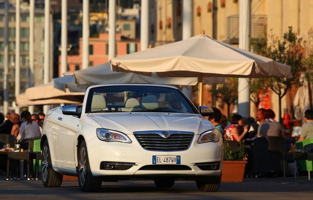 Lancia Flavia Cabrio - un set nou de fotografii - Poza 12