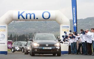 Michelin Performance Tour: 30.000 de km pentru stabilirea celei mai bune anvelope