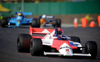FEATURE: Historic Formula One - Campionatul monoposturilor istorice de F1