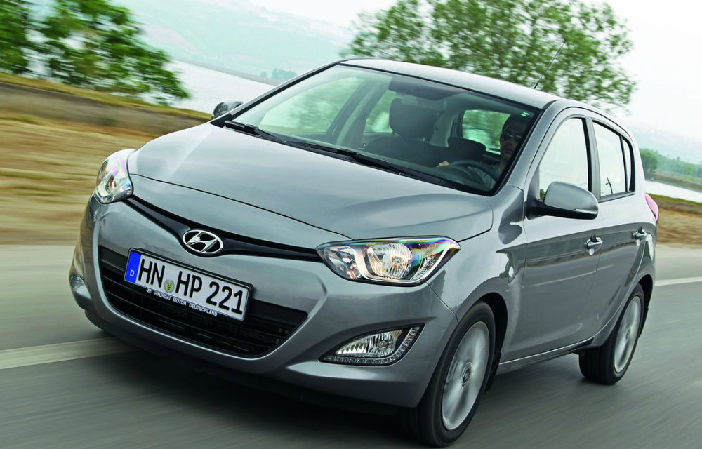 Hyundai i20 facelift, disponibil în România de la 9.862 euro - Poza 1