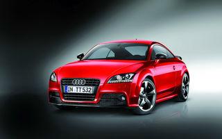 Audi TT Coupe S Line Competition, noul pachet pentru sportiva din Ingolstadt
