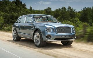Bentley EXP 9F are deja 2.000 de clienţi interesaţi