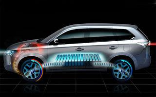 """Mitsubishi: """"Toate modelele noastre vor avea versiuni hibride şi electrice în 4 ani"""""""