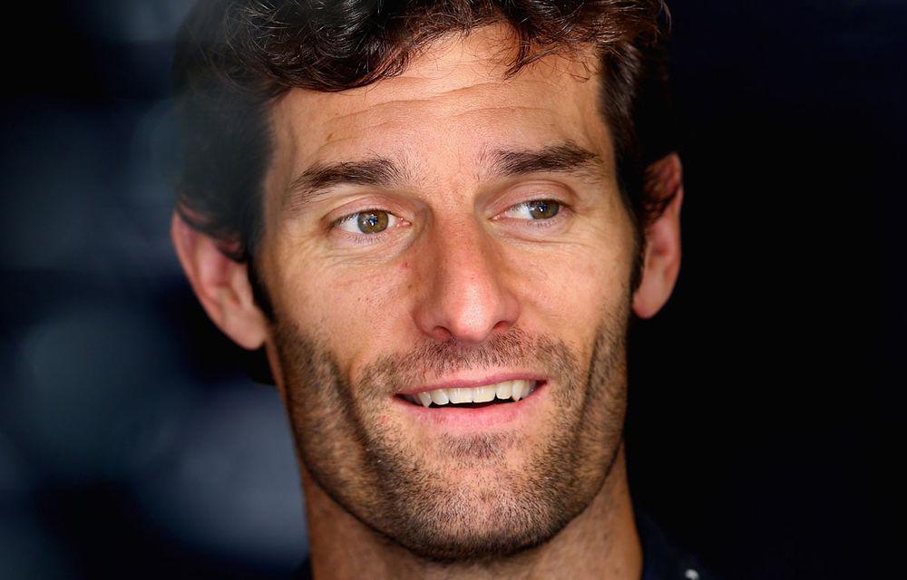 OFICIAL: Webber rămâne la Red Bull şi în sezonul 2013! - Poza 1