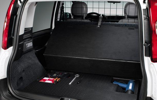 Fiat Panda Van - informaţii şi imagini oficiale - Poza 8