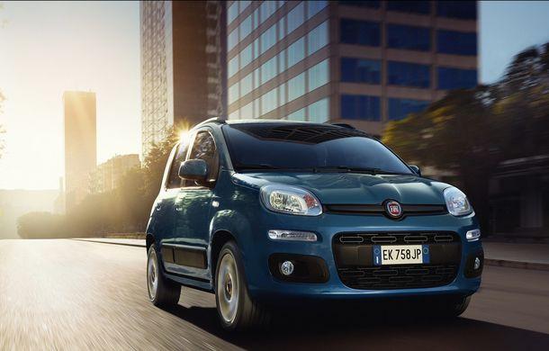 Fiat Panda Van - informaţii şi imagini oficiale - Poza 3