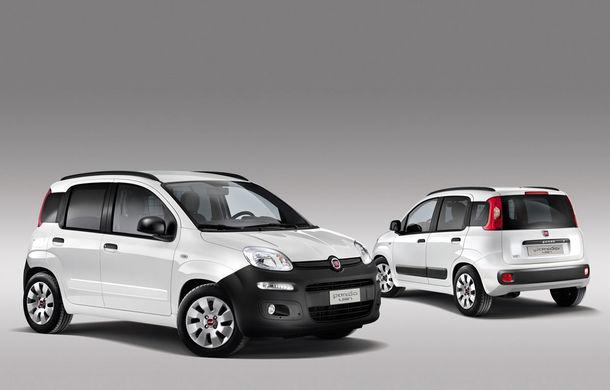 Fiat Panda Van - informaţii şi imagini oficiale - Poza 1