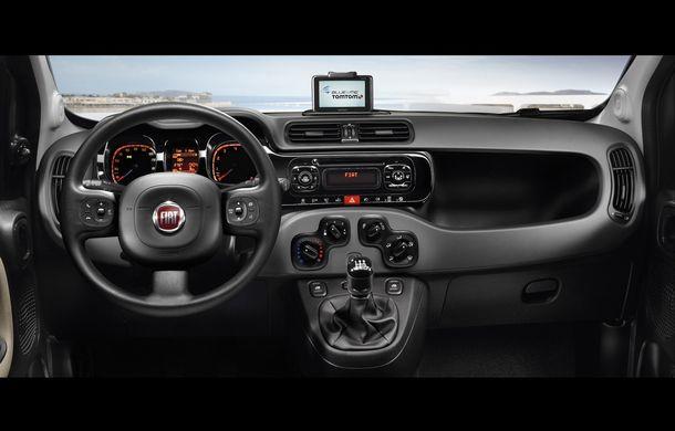 Fiat Panda Van - informaţii şi imagini oficiale - Poza 4