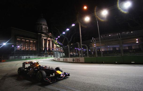 Singapore neagă declaraţiile lui Ecclestone privind semnarea unui nou contract - Poza 1