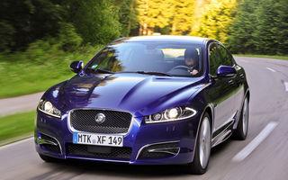 Jaguar XFR-S va fi dezvăluit în luna noiembrie