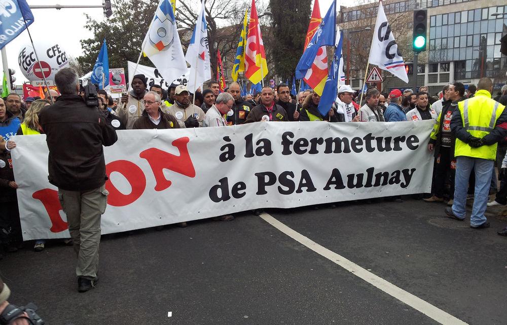 Grupul PSA închide uzina Aulnay din Franţa - Poza 2