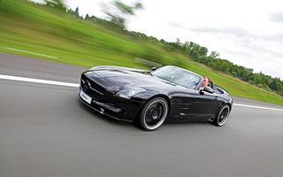 Vath a modificat modelul Mercedes-Benz SLS AMG Roadster