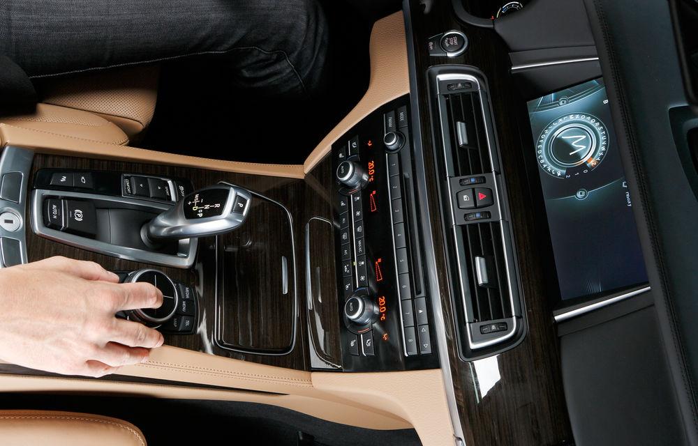 BMW inovează: internet 4G, navigaţia tactilă 3D şi dictarea SMS-urilor - Poza 7