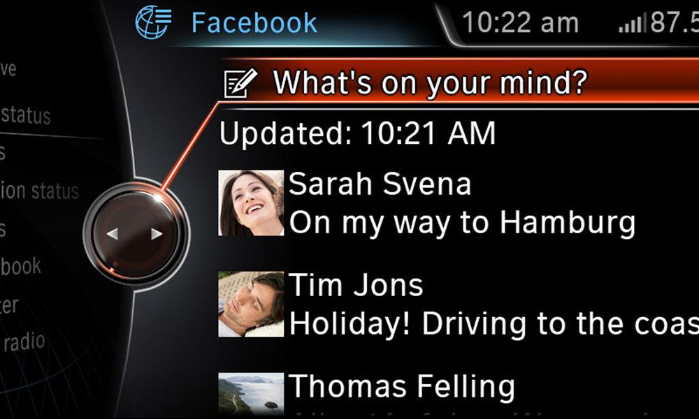 BMW inovează: internet 4G, navigaţia tactilă 3D şi dictarea SMS-urilor - Poza 13