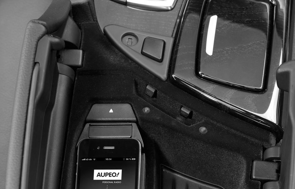BMW inovează: internet 4G, navigaţia tactilă 3D şi dictarea SMS-urilor - Poza 3