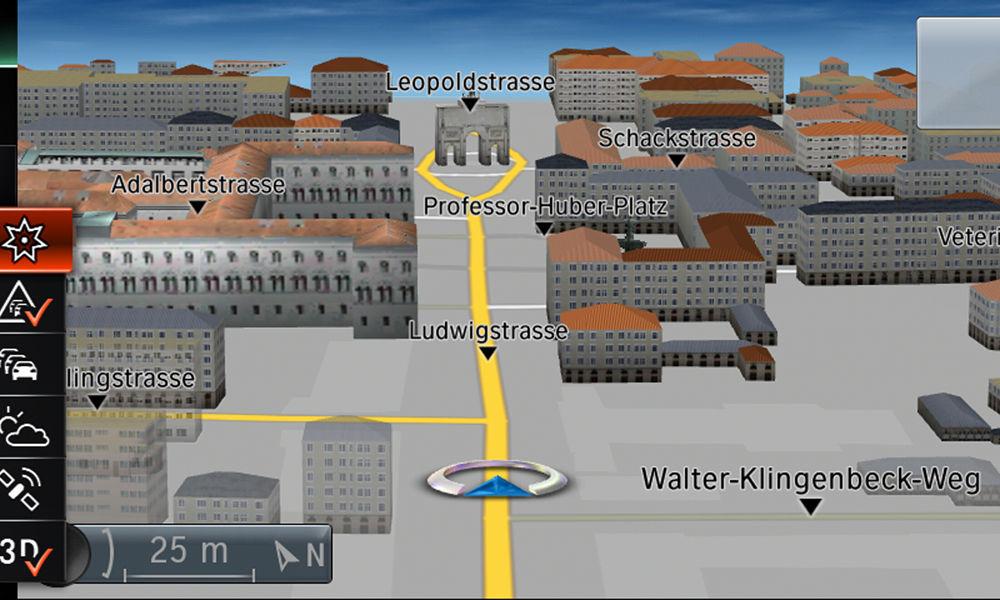 BMW inovează: internet 4G, navigaţia tactilă 3D şi dictarea SMS-urilor - Poza 11