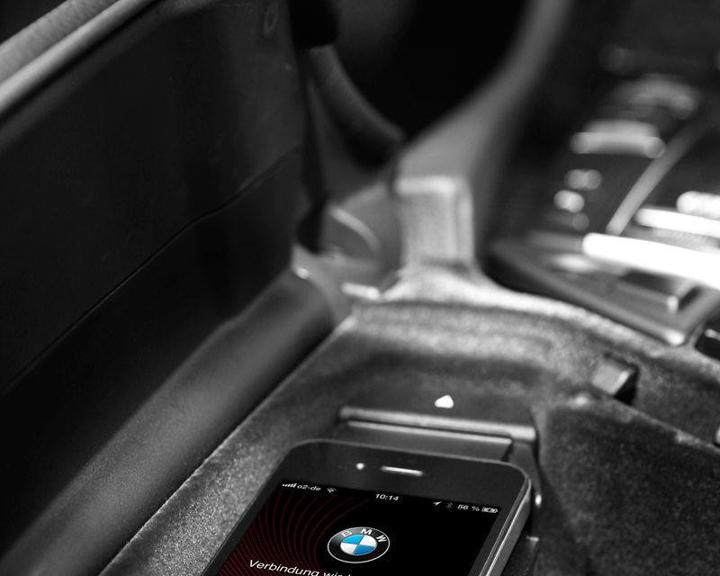 BMW inovează: internet 4G, navigaţia tactilă 3D şi dictarea SMS-urilor - Poza 4