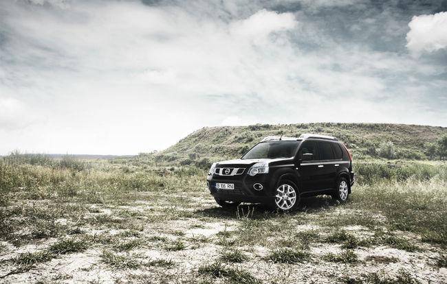Test drive Nissan X-Trail (2010-2014)