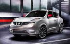 Nissan pregăteşte un model sport bazat pe platforma lui Juke