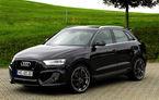 Audi QS3 ABT - chiar şi crossoverele pot emite pretenţii sportive