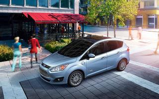 Ford C-Max Energi va avea o autonomie mai mare decât Toyota Prius Plug-In