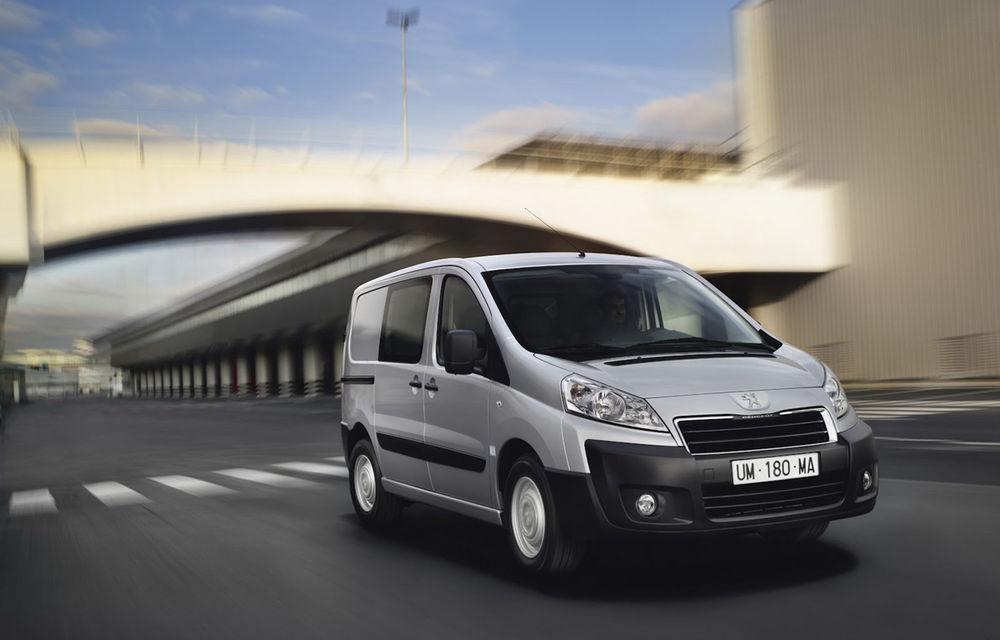 PSA şi Toyota vor produce împreună vehicule comerciale pentru piaţa europeană - Poza 1