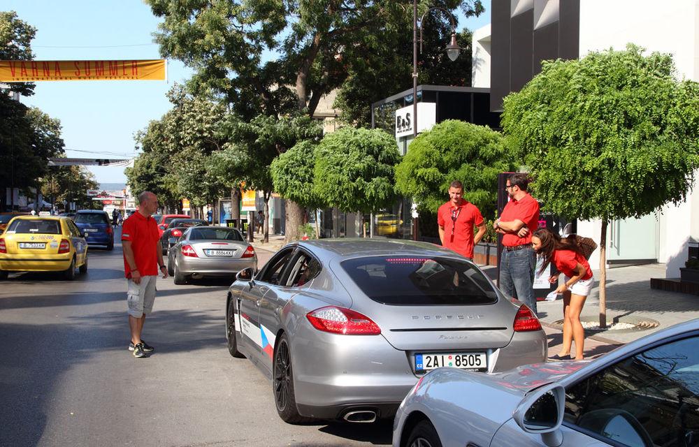 1500 de kilometri cu Porsche Panamera prin Europa de Est. Am ajuns la București! - Poza 12