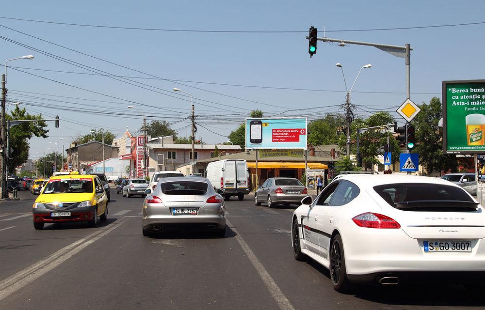 1500 de kilometri cu Porsche Panamera prin Europa de Est. Am ajuns la București! - Poza 22