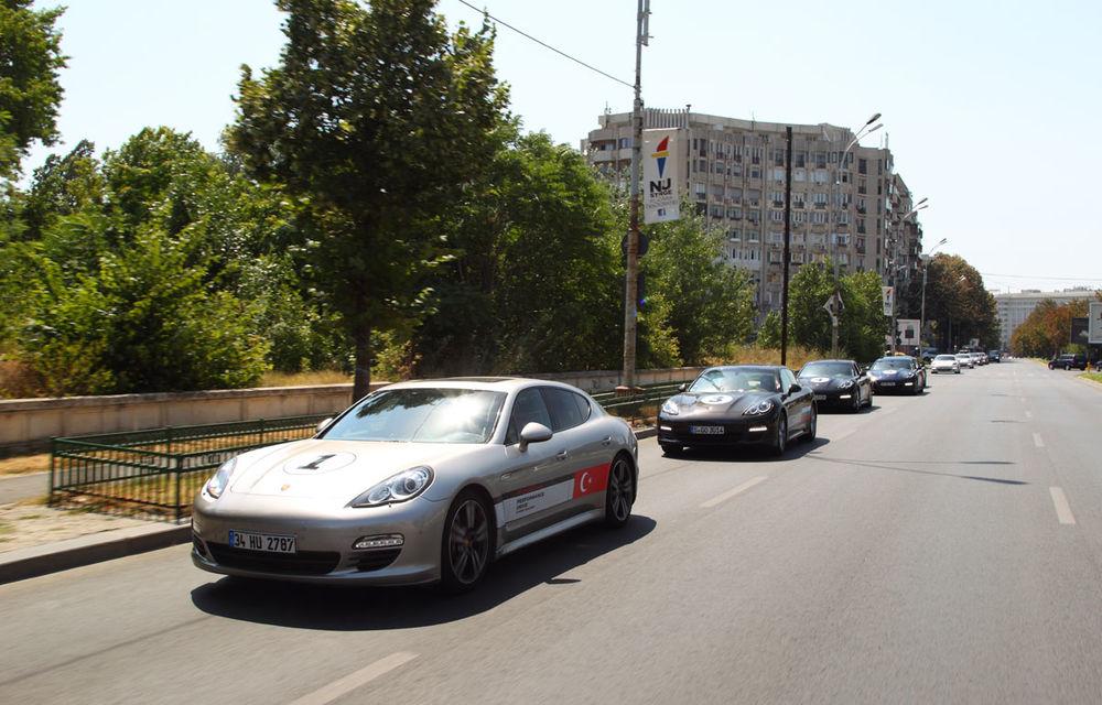 1500 de kilometri cu Porsche Panamera prin Europa de Est. Am ajuns la București! - Poza 24