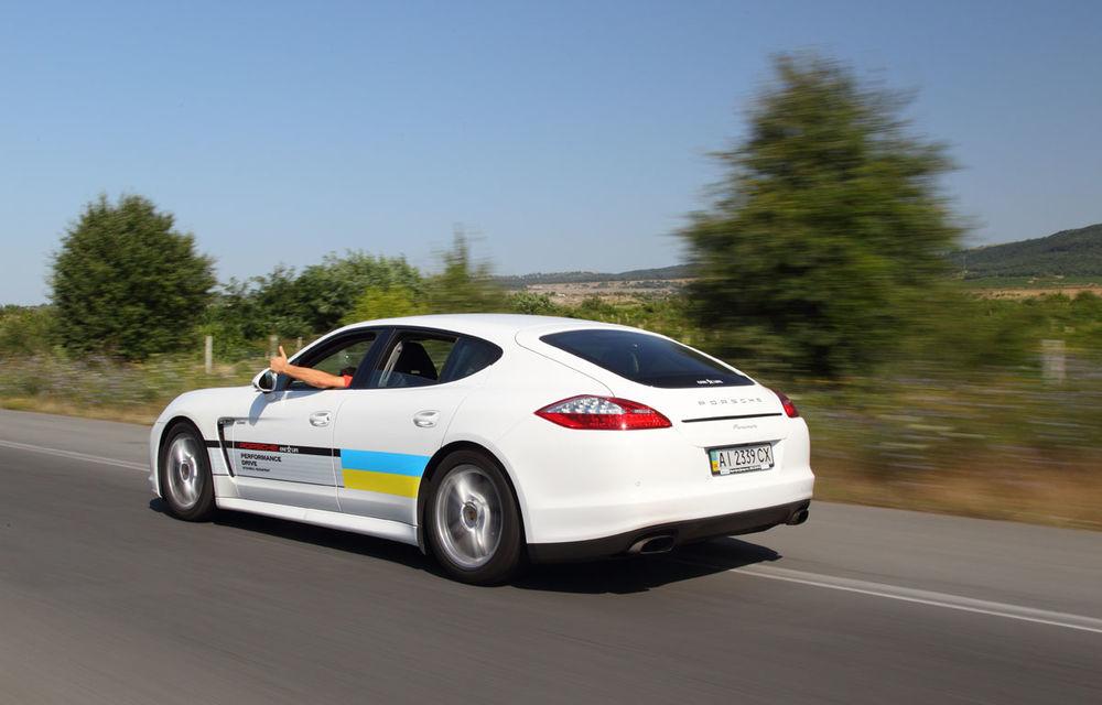 1500 de kilometri cu Porsche Panamera prin Europa de Est. Am ajuns la București! - Poza 16