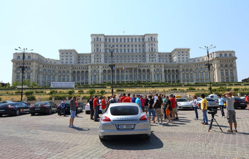1500 de kilometri cu Porsche Panamera prin Europa de Est. Am ajuns la București! - Poza 8