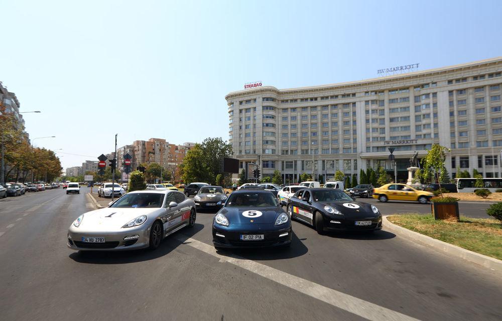 1500 de kilometri cu Porsche Panamera prin Europa de Est. Am ajuns la București! - Poza 6