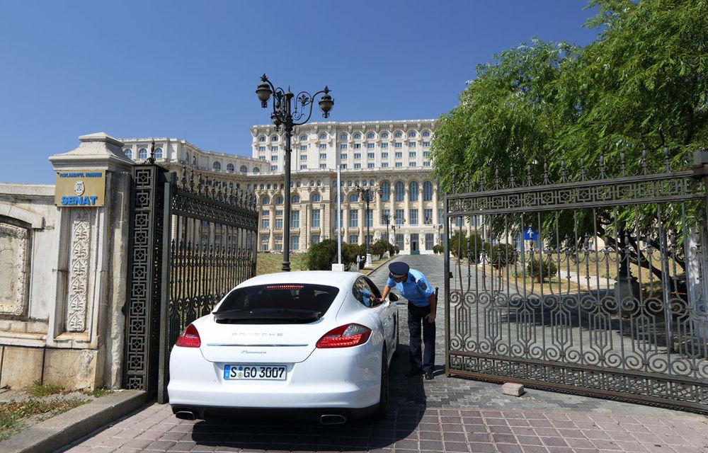 1500 de kilometri cu Porsche Panamera prin Europa de Est. Am ajuns la București! - Poza 7