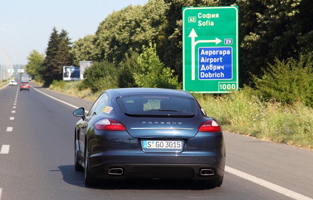 1500 de kilometri cu Porsche Panamera prin Europa de Est. Am ajuns la București! - Poza 13